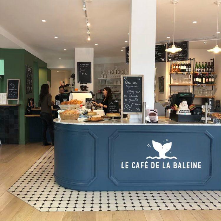 Café de la Baleine Biarritz
