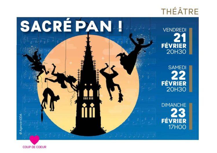 Théâtre Sacré Pan biarritz