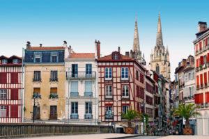 Centre ville de Bayonne