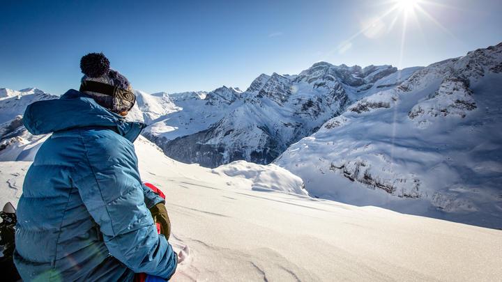 Gavarnie Gèdre  ski