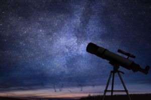 observation des étoile Pays basque