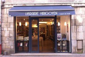 librairie Hirigoyen bayonne