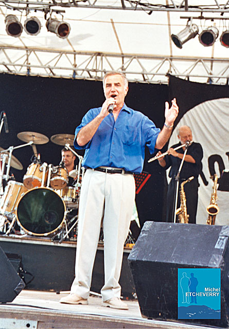 michel etcheverry chanteur basque