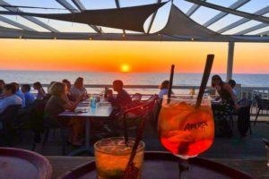 restaurant avec vue mer Anglet