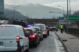 frontiere espagnole bloquée