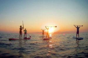 Activité nautique au Pays Basque