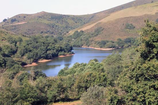 lac-de-xoldokogaina à Urrugne
