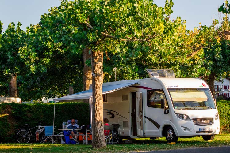 camping-larrouleta-urrugne-camping-car