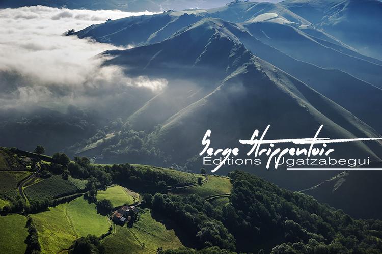 Les Pyrénées vues par Serge Strippentoir