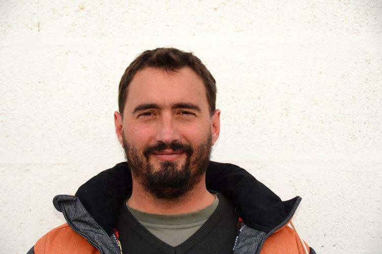Benoit shapeur et cofondateur de Notox