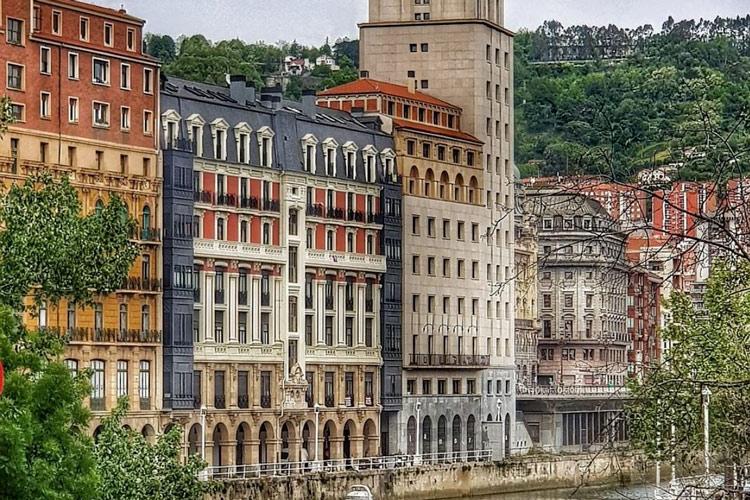 Casco Viejo de Bilbao (vieille ville)