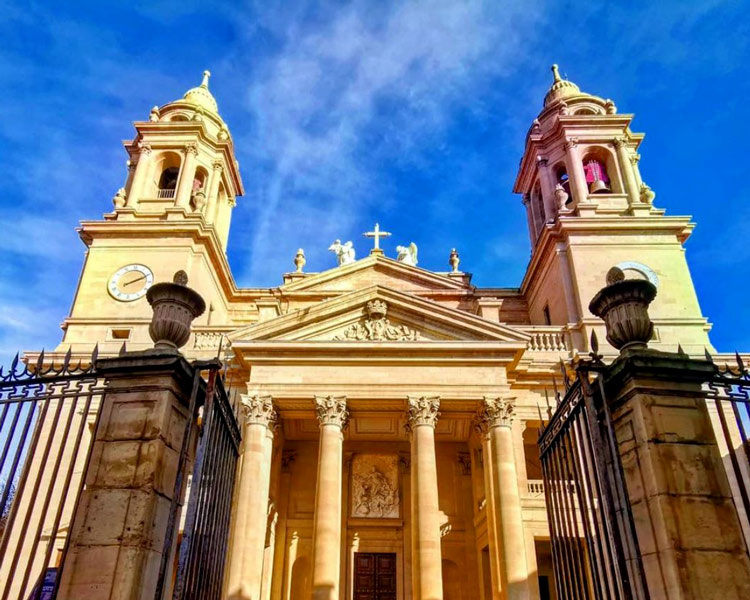 Cathédrale San Maria Pampelune