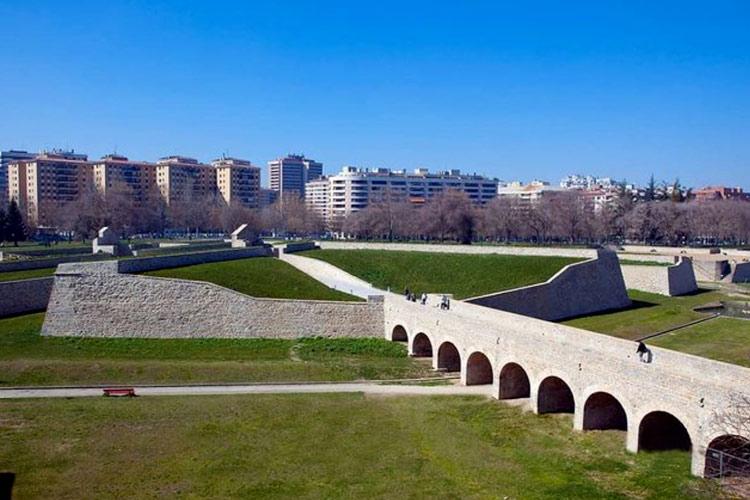 Parc de la Citadelle Pampelune