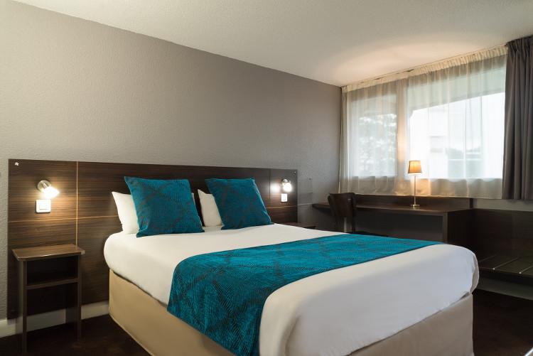 Chambre double supérieure au Sure Hotel Biarritz Aéroport