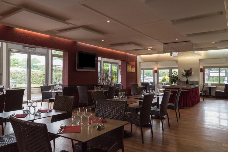 Salle du restaurant Amarys