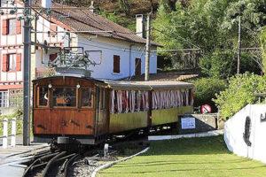 Train de la Rhune 2021 Pays Basque