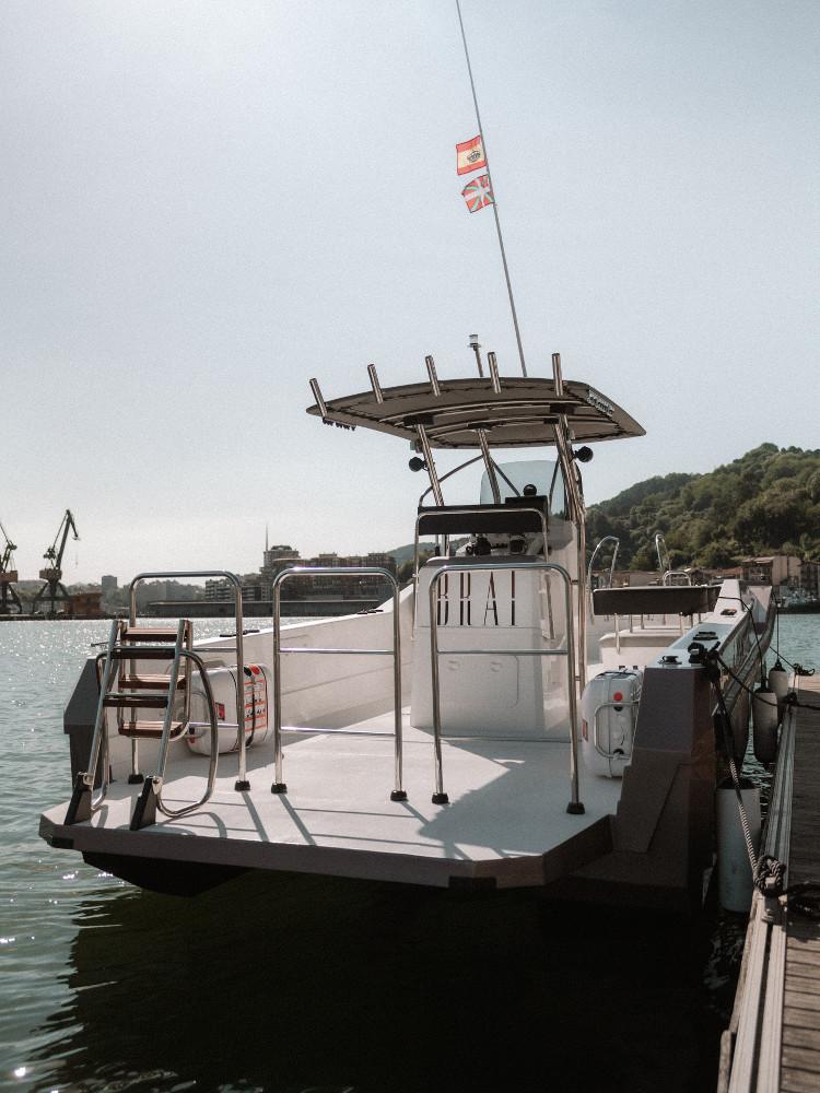 bateau le Brai