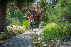 jardin-botanique-bayonne-maman-enfant-fleurs