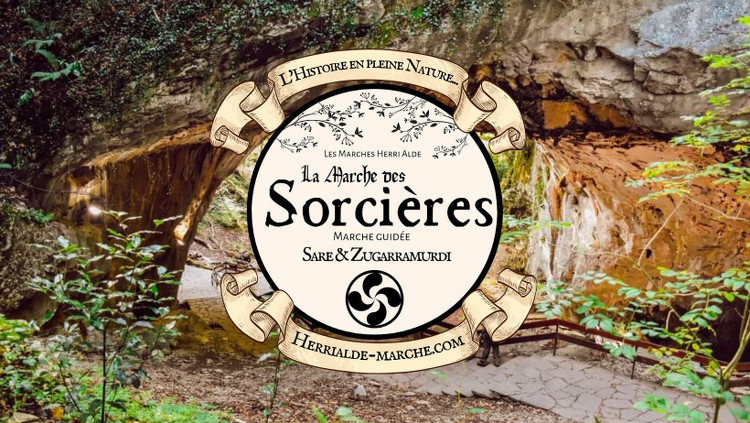 logo La Marche des Sorcières