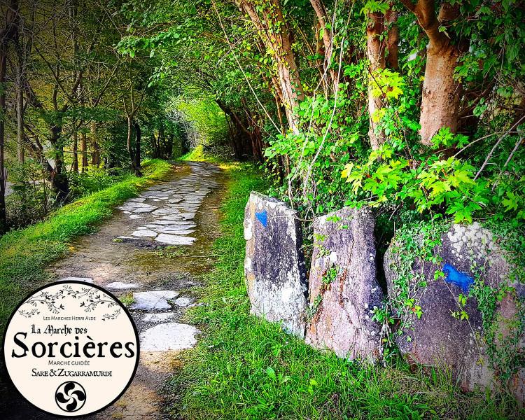 La xareta, sentier du Pays Basque