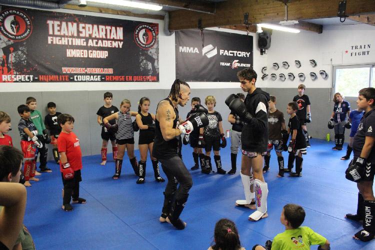 MMA-FACTORY-TEAM-SILENCER-ENFANTS Urugne