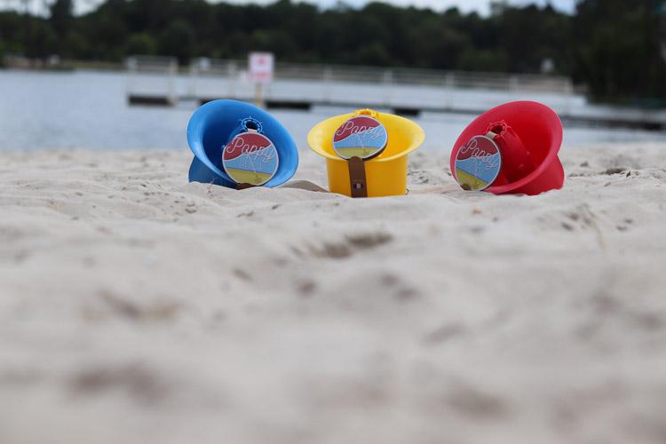 PoppyBeach accessoires de plage