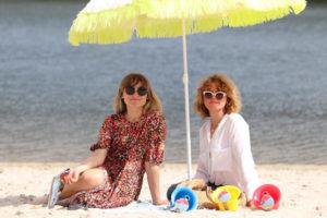 PoppyBeach Marie-Sophie et Elisabeth Tauzin