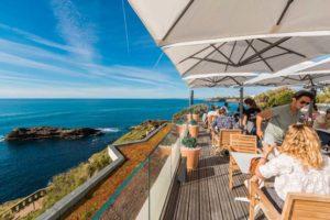Rooftop Olatua Biarritz terrasse