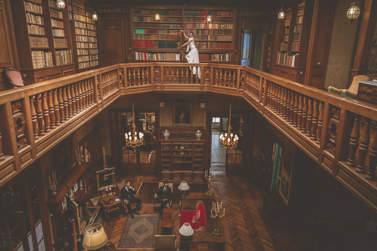 chateau-darcangues-hall-bibliotheque-maries