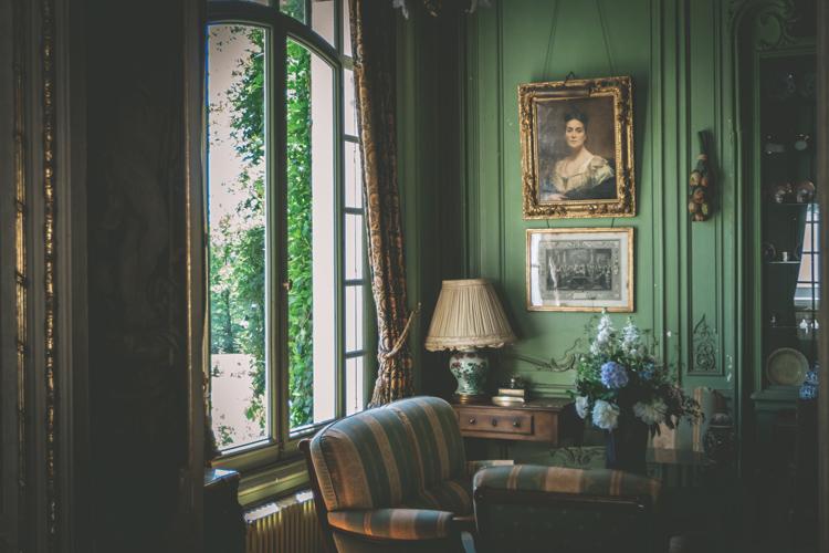 chateau-darcangues-petit-salon-vert