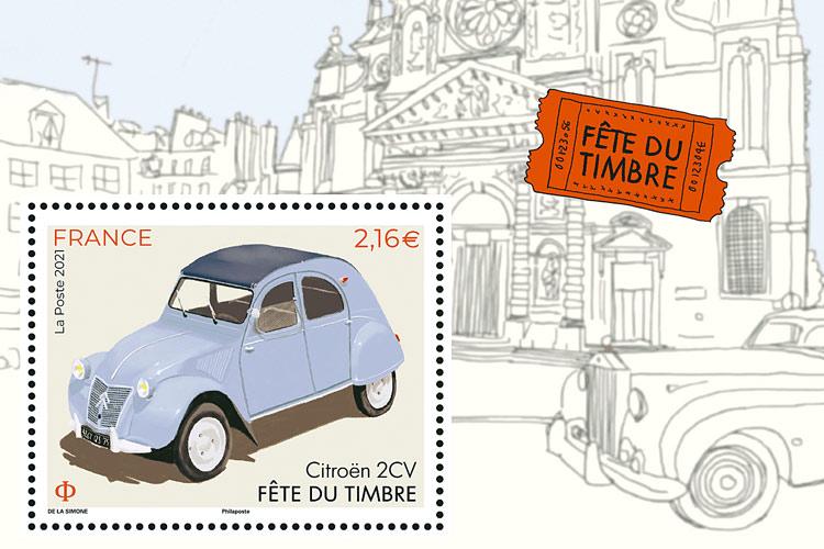 Fête du timbre week-end 25 septembre