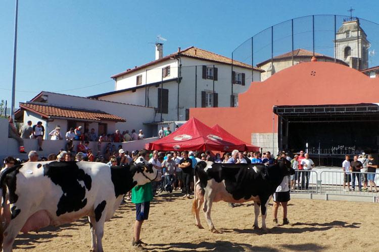fetes urrugne pays basque