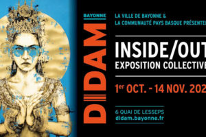 Exposition collective Inside Out Bayonne