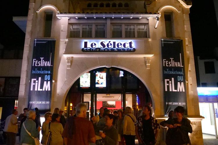 Cinema le select saint jean de luz